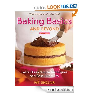 Post image for Free Book Download: Baking Basics and Beyond: Simple Techniques To Bake Like a Pro