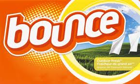 Post image for Bounce Dryer Sheets – (3) 40ct Boxes for $1.59 Each