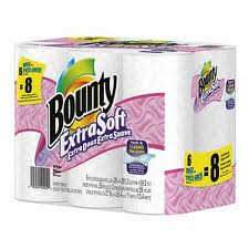 Post image for Walgreens.com- HOT Bounty Paper Towels Rolls ($.78 Each)