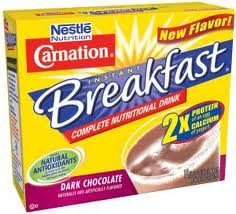 Post image for Up To $3.50 Off Carnation Instant Breakfast (Coupon and Ibotta)