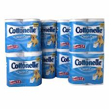 Post image for Walgreens: Cottonelle Toilet Paper $.21 Per Roll