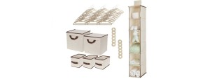 Post image for Kids Woot- Delta 48-Piece Storage and Organization Set for $19.99