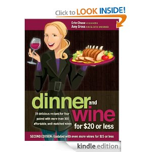 Post image for Amazon Free Book Download: Dinner and Wine for $20 or Less