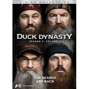 Post image for Amazon: Duck Dynasty Seasons 1 and 2 $9.99