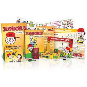 Post image for Financial Peace Junior Kit $14.39