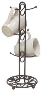 Post image for Home Basics Bronze Mug Tree $7.04