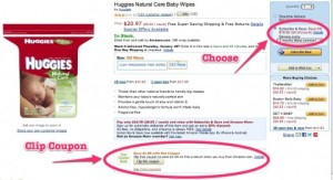 huggies directions