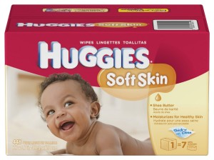 Post image for Huggies Soft Skin Wipes- $.02 A Wipe