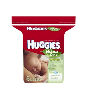Post image for HOT Amazon Deal: Huggies Natural Care Wipes $.02 each