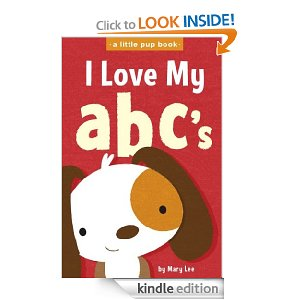 Post image for Free Book Download: I Love My abc's (A Little Pup Book)