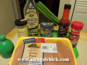 jerk chicken ingredients