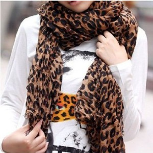 Post image for Amazon: Fashion Leopard Pattern Shawl Scarf Wrap for Women $3.16 Shipped
