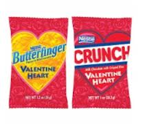 Post image for Walgreens: Nestle Valentine Hearts $.20 Each