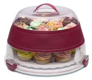 Post image for Progressive International Collapsible Cupcake and Cake Carrier $24.54