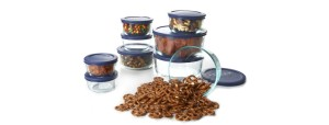 Post image for Blue Pyrex 18 Piece Glass Storage Set $24.99 Shipped