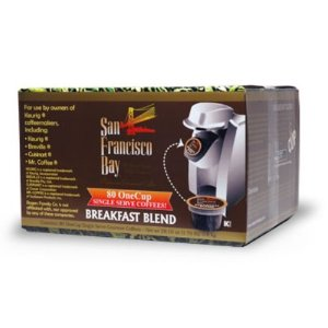 Post image for San Francisco Bay Coffee- K-Cups $.39 Each