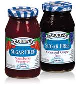 Post image for New Coupon: $1/1 Smucker's Sugar Free Jam, Jelly, or Preserve