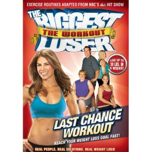 Post image for Amazon: The Biggest Loser: The Workout – Last Chance Workout DVD $5.49