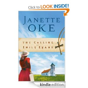 Post image for Free Book Download: The Calling of Emily Evans by Janette Oke