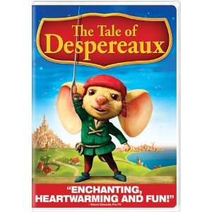 Post image for Amazon: The Tale of Despereaux $5.99 DVD
