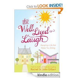Post image for Free Book Download: The Well-Lived Laugh: Designing a Life that Keeps You Smiling