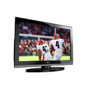 Post image for Amazon: Toshiba 32-Inch 720p 60Hz LCD HDTV (Black) $199.99