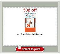 Post image for Target: Up and Up Facial Tissue $.49