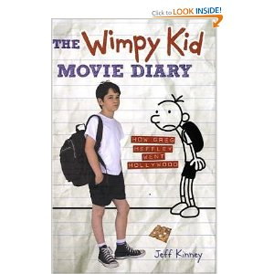 Post image for Amazon: The Wimpy Kid Movie Diary $2.04