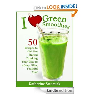 "Post image for Amazon Free Book Download: ""I Love Green Smoothies"" Cookbook"