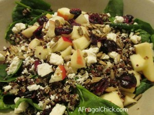 Post image for Recipes Using Quinoa: A Whole Foods Adventure