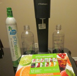Post image for Soda Stream Winner (And The Financial Motivation To Buy)