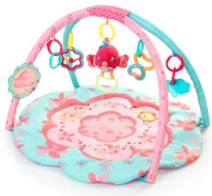 Post image for Amazon: Bright Starts Petals and Friends Activity Gym $19.00