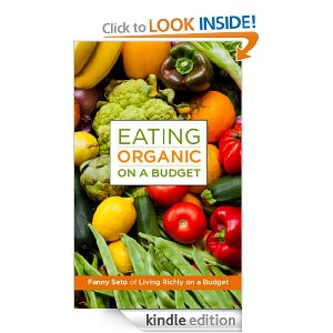 Post image for GONE: Amazon Free Book Download: Organic Food: Eating Organic on a Budget