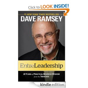 Post image for Amazon: Dave Ramsey's EntreLeadership $1.99
