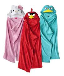 Post image for Target: Hello Kitty, Angry Bird and More Kids Blankets $12.00 Shipped