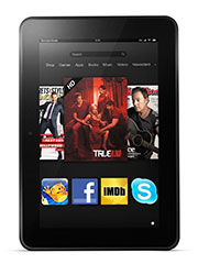 Post image for *HOT* Save $30 off Kindle Fire HDX 7″ and Kindle Fire HDX 8.9″ + FREE 1 Day Shipping!