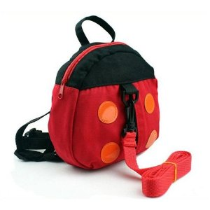 Post image for Amazon: Lady Bug Baby Toddler Backpack $3.93 Shipped