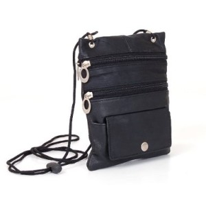 Post image for Amazon: Leather Purse Organizer 4 Pocket Shoulder Bag (6 Colors) $6.48 Shipped