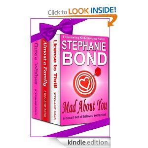 "Post image for Amazon Free Book Download: ""Mad About You"" Boxed Set by Stephanie Bond"