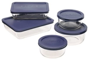 Post image for Amazon: Pyrex Storage 10-Piece Set $14.00