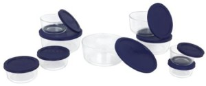 Post image for Pyrex 1072164 Storage 18-Piece Round Set $20.14