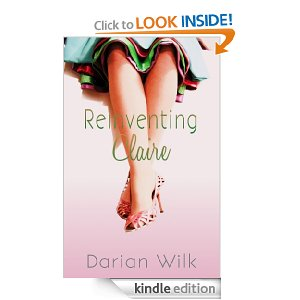 Post image for Amazon Free Book Download: Reinventing Claire