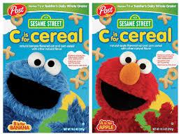 Post image for New Coupon: $1/1 Post Sesame Street Cereal