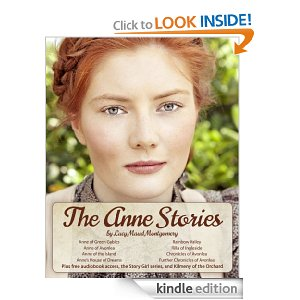 Post image for The Anne of Green Gables Series $.99