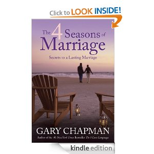 Post image for Amazon Free Book Download: The 4 Seasons of Marriage by Gary Chapman