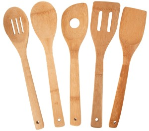 Post image for Amazon: Totally Bamboo 5-Piece Utensil Set $5.72