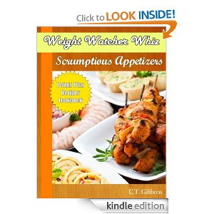 Post image for Amazon Free Book Download: Weight Watcher Scrumptious Appetizers Point Plus Cookbook
