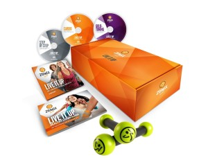 Post image for Amazon: Zumba Fitness Gold Live It Up DVD Set $35.99