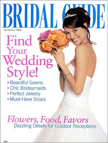 Post image for Bridal Guide Magazine Only $3.99 Per Year