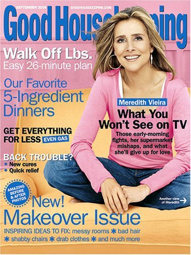 Post image for Good Housekeeping Magazine Only $4.99 per year